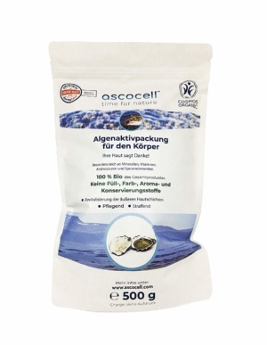 ascocell BIO Algenpackung