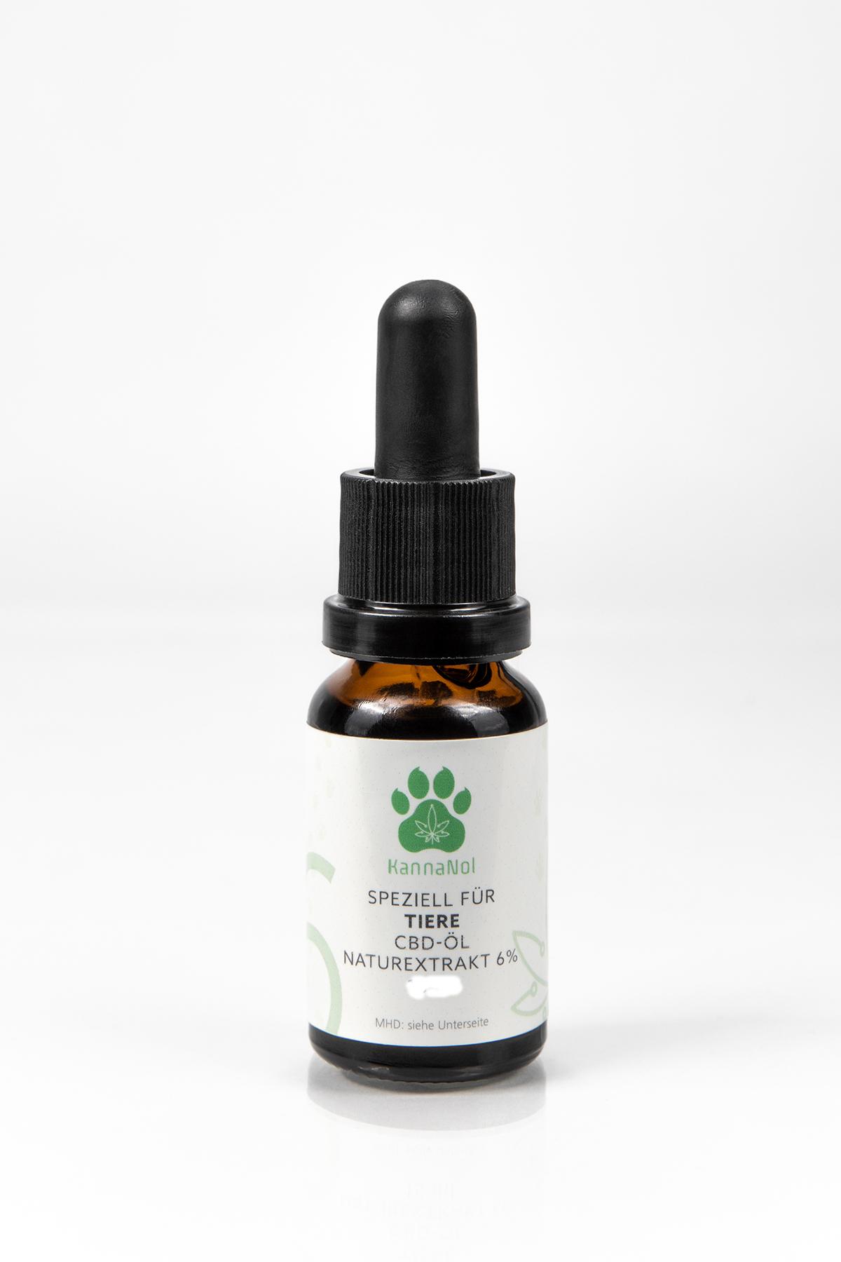 CBD-Öl für Tiere 1