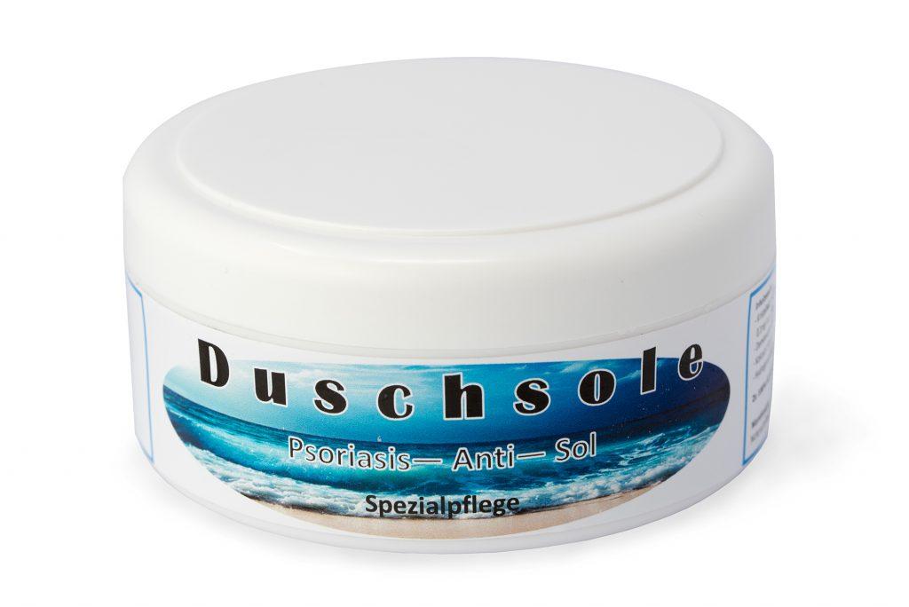 Duschsole Psoriasis-Anti-Sol Produktansicht von vorne